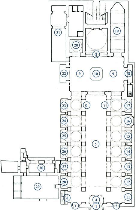 mappa-cattedrale-sorrento