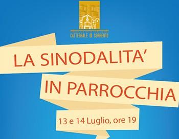 La sinodalità in Parrocchia
