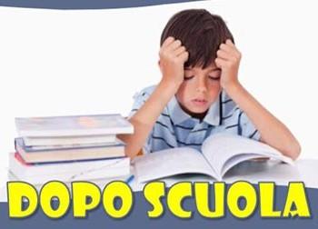 Potenziamento didattico dopo scuola