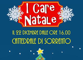 I Care - Natale 2016