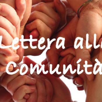 Lettera alla Comunità 2018